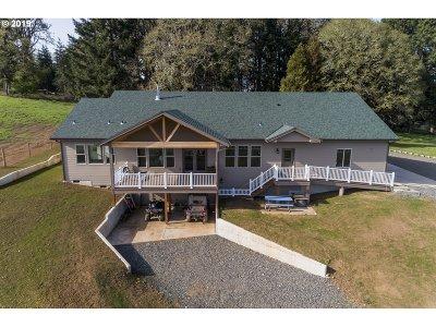 Sheridan Single Family Home For Sale: 23300 SW Houser Rd