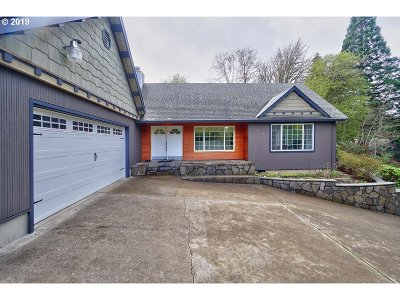 Tigard Single Family Home For Sale: 12442 SW 122nd Ave