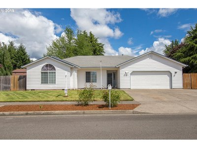 Stayton Single Family Home Pending: 1132 Heritage Loop