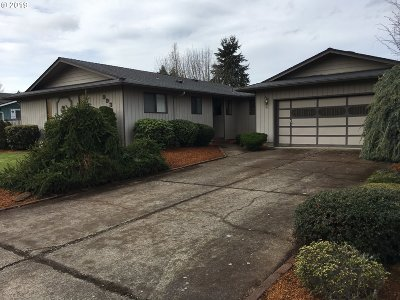 Springfield Single Family Home For Sale: 993 65th St