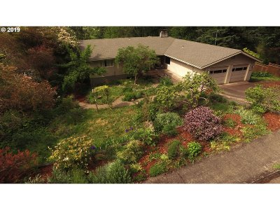 Eugene Single Family Home For Sale: 2155 W 24th Ave