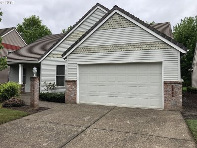 Woodburn Single Family Home Pending: 1186 Goose Creek Rd