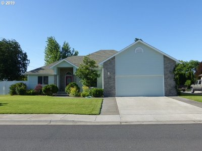 Umatilla County Single Family Home For Sale: 1701 W Alleluia Ave