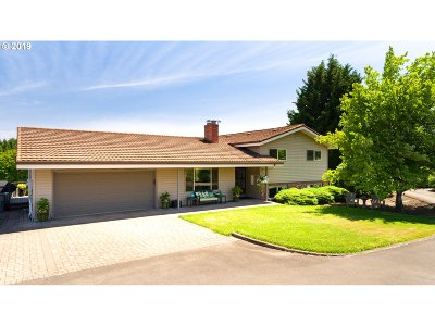 McMinnville Single Family Home For Sale: 6100 NW Poverty Bend Rd