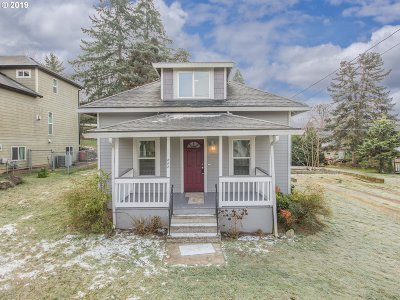 Ridgefield Single Family Home For Sale: 809 S Highland St