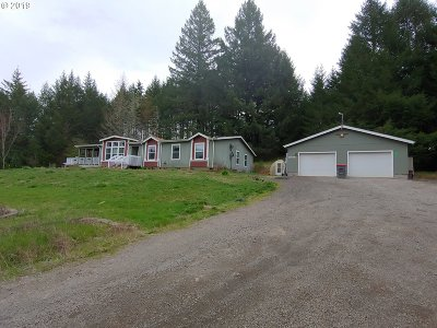 McMinnville Single Family Home For Sale: 2480 NW High Heaven Rd