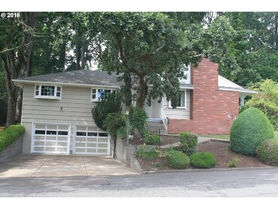 Salem Single Family Home For Sale: 575 Luther St S