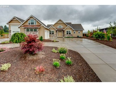McMinnville Single Family Home For Sale: 2025 SW Sailing Ct