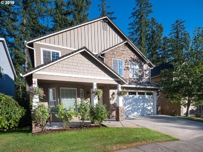 Washougal Single Family Home For Sale: 4708 Y St