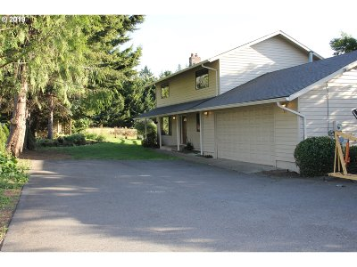 Damascus, Boring Single Family Home For Sale: 14949 SE 187th Ave