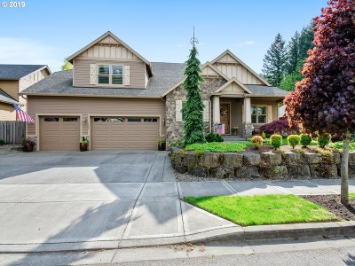 Camas Single Family Home For Sale: 1408 NW 44th Ave