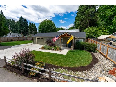 Keizer Single Family Home For Sale: 4915 Fillmore St N