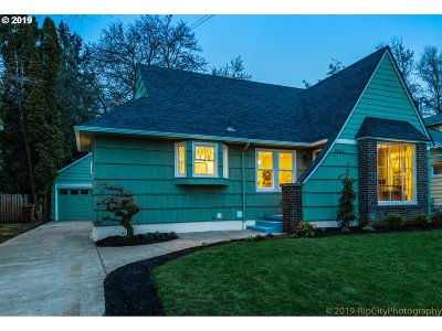 Single Family Home For Sale: 1805 NE 37th Ave