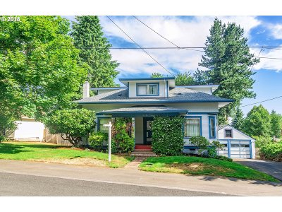 Single Family Home For Sale: 406 NW 49th St