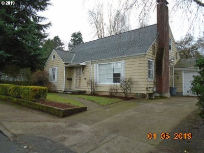 Single Family Home For Sale: 4201 NE 102nd Ave