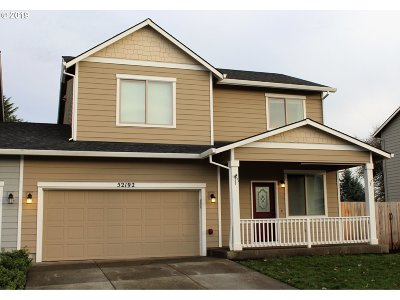 Scappoose Single Family Home For Sale: 52192 SE Tussing Way