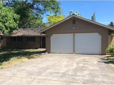 Eugene Single Family Home For Sale: 373 Van Duyn St