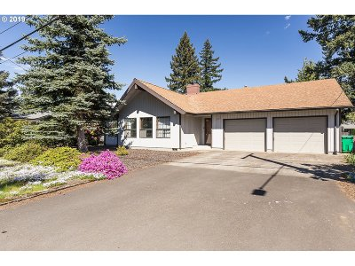 Single Family Home For Sale: 7118 SE 62nd Ave