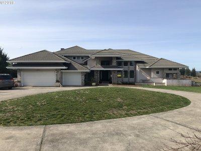 Estacada Single Family Home For Sale: S Stormer Rd