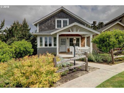 Manzanita Single Family Home For Sale: 215 Jackson Way