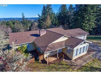 Estacada Single Family Home For Sale: 21625 S Park View Ln