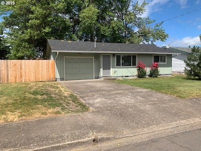 Springfield Single Family Home For Sale: 432 40th St