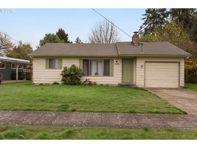 McMinnville Single Family Home For Sale: 1350 SW Gilorr St