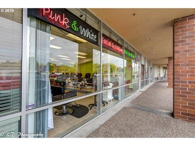 Beaverton, Aloha Commercial For Sale: 3720 SW Hall Blvd