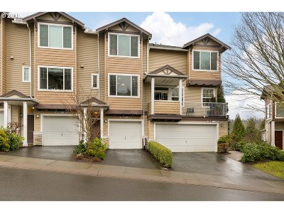 Beaverton Single Family Home For Sale: 15060 SW Warbler Way #104