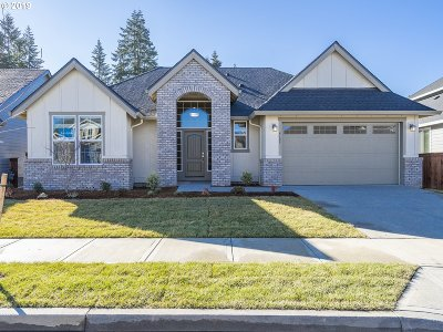 Clark County Single Family Home For Sale: 4709 S 19th St