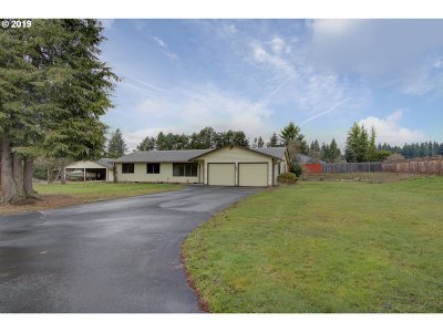 Camas Single Family Home For Sale: 1408 NE 232nd Ave