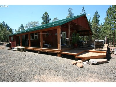 Goldendale Single Family Home For Sale: 396 McNickols Rd