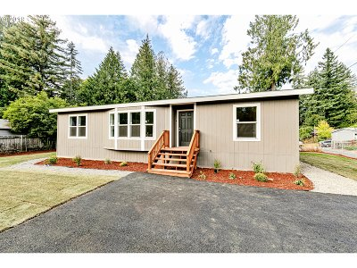 Estacada Single Family Home For Sale: 489 SW Ivy Rd