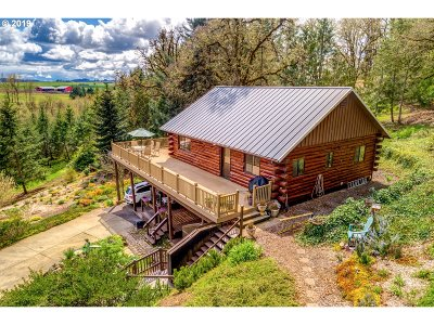 Yamhill Single Family Home For Sale: 21313 Highway 47