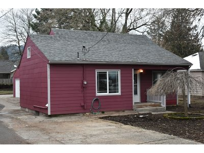 Washougal Single Family Home For Sale: 1109 E St