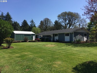 Camas Single Family Home For Sale: 26711 NE Hathaway Rd