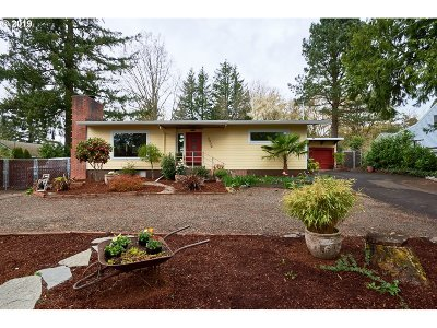 Single Family Home For Sale: 6009 SW Taylors Ferry Rd
