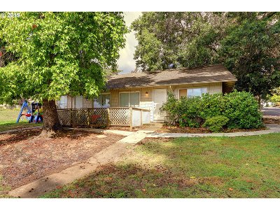 Multnomah County Multi Family Home For Sale: 255 NW 20th St