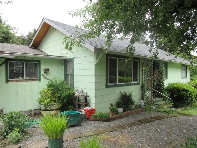 Coquille Single Family Home For Sale: 355 S Folsom Ct