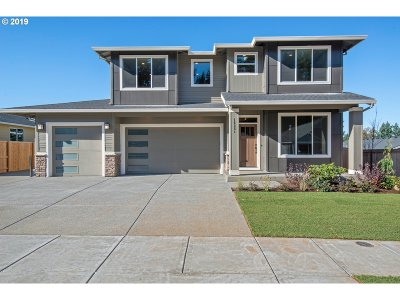 Oregon City Single Family Home For Sale: 16227 Jada Way #Lot88