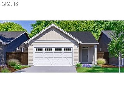 Estacada Single Family Home Pending: 260 NW Liberty (Lot 28) Ln