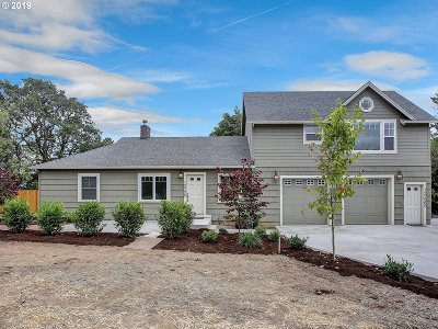 Oregon City Single Family Home For Sale: 13756 John Jeffrey Ct