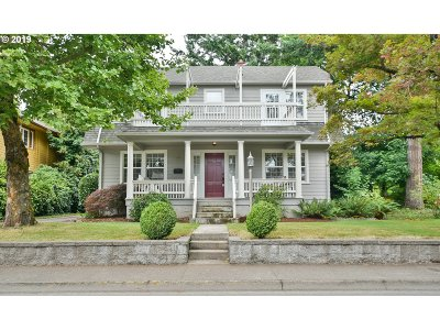 Cottage Grove, Creswell Single Family Home For Sale: 345 N 9th St