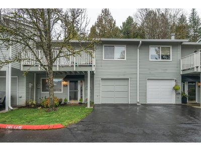 Lake Oswego Condo/Townhouse For Sale: 3814 Botticelli St