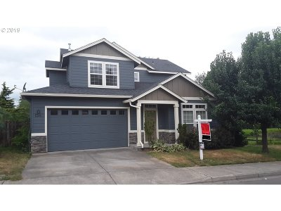Washougal Single Family Home For Sale: 1385 42nd St