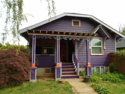 Camas Single Family Home For Sale: 206 SE Weir St