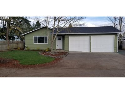Eugene Single Family Home For Sale: 4057 Marshall Ave