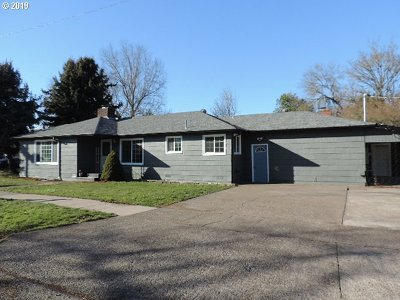 Independence Single Family Home Pending: 300 B St