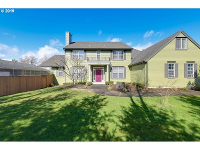 Aloha, Beaverton, Forest Grove, King City, Lake Oswego, Newberg, Portland, Sherwood, Tigard, Battle Ground, Brush Prairie, Camas, Vancouver, Washougal Single Family Home For Sale: 8543 SW Jamieson Rd