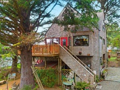 Cannon Beach Single Family Home For Sale: 164 E Susitna St